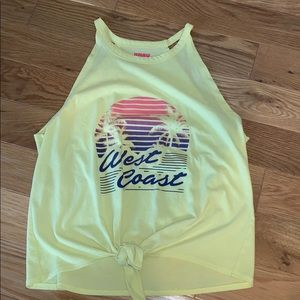 Juicy, West Coast top, barely worn